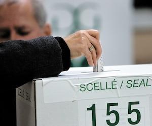 Bloc élections élection vote