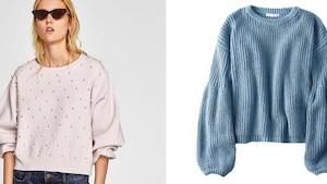 Image principale de l'article Shopping mode: les plus beaux pulls de transition