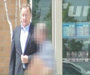 Marc Bibeau fait l'objet de surveillance physique de la part des policiers quelques années après les réceptions.