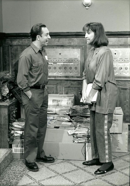 1990 - Marcel Leboeuf et  Suzanne Champagne.