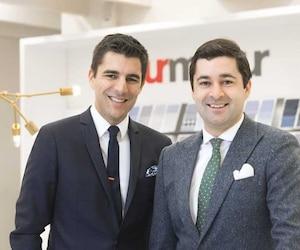 Vincent Thériault et François Thériault, les fondateurs de l'entreprise Surmesur.