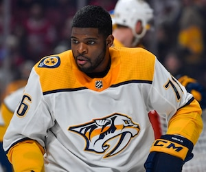 Predators c. Canadiens