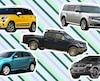 10 véhicules inchangés depuis trop longtemps