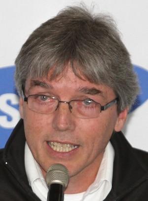 Yves Hamelin, directeur PVC.