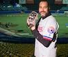 Derek Aucoin aura la chance d'endosser de nouveau la flanelle des Expos quand il sera présenté à la foule en présence de plusieurs autres Québécois qui ont évolué dans le baseball majeur, demain au Stade olympique.