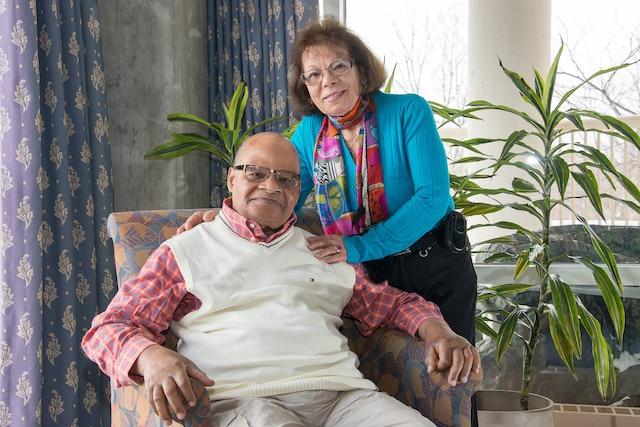 Depuis 30 ans, René Coicou et son épouse Ilda Pereira vivent à Ottawa.