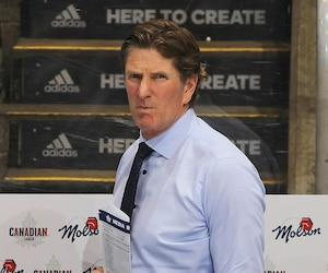 Mike Babcock, ancien entraîneur des Maple Leafs de Toronto, a été congédié mercredi, le 20 novembre.