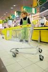 Crise dans les magasins
