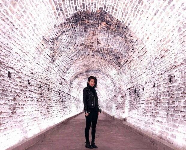 Image principale de l'article 12 photos du tunnel illuminé à 2h de Montréal