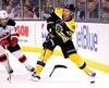 En s'entendant avec les Bruins sur les modalités qu'un contrat d'un an le 30 aout dernier, l'athlète de 36 ans a fait un dixième arrêt dans le circuit Bettman.