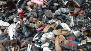Il vole des chaussures pour son «plaisir sexuel»