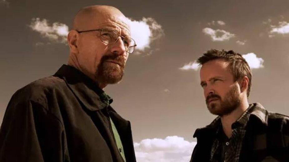 Voyez les premières images du film de Breaking Bad
