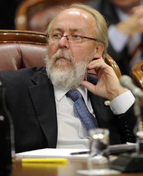 Marc Picard, de la CAQ, déplore que le gouvernement libéral n'ait pas tenu sa promesse de 2011 d'encadrer le travail bénévole.