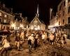 L'an dernier, près de 15 000 personnes ont déambulé dans les rues du Vieux-Québec, de galerie en galerie.