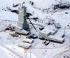 La mine d'or Éléonore, propriété de Newmont Goldcorp,estsituée à 800km, au nord de Montréal dans la région d'Eeyou Istchee/Baie-James.