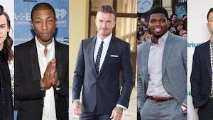 Image principale de l'article Dossier hommes: 5 looks de stars