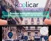 Depuis deux mois en France, l'application Koolicar Go permet de visualiser en réalité augmentée les automobiles de vos voisins qui sont immédiatement disponibles pour location par le biais d'une clé électronique.