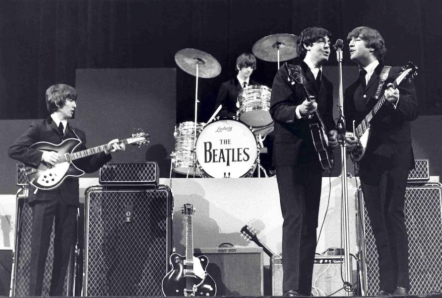 Image principale de l'article Disque Dur consacre un quiz aux Beatles!
