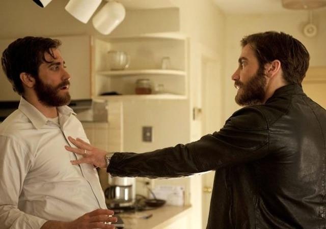 Jake Gyllenhaal tient la vedette du film Enemy, réalisé par le Québécois Denis Villeneuve.
