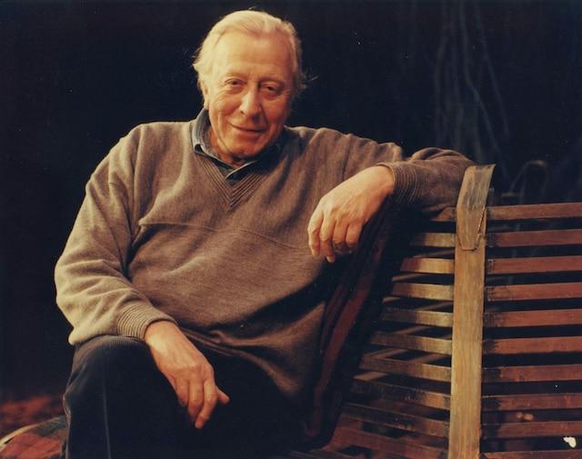 Paul Hébert en 1997