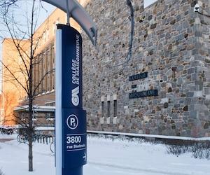 Imad Eddine Rafai disait vouloir étudier la médecine à l'Université de Montréal après son diplôme du Collège de Maisonneuve. Mais il aurait plutôt quitté le pays pour faire le djihad...
