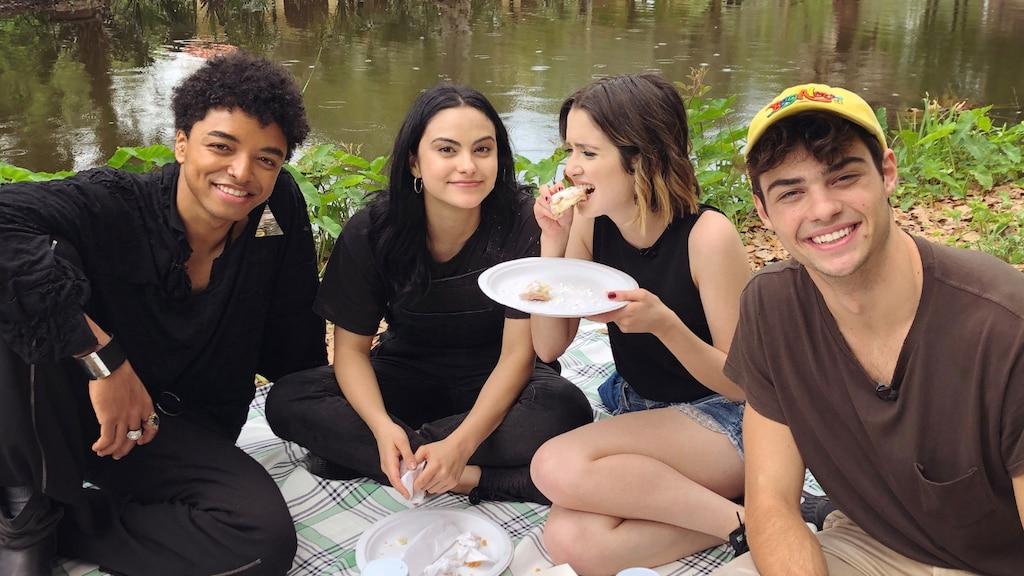 Tout sur «The Perfect Date», le film avec Noah Centineo et Camila Mendes