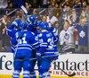 Les Leafs ont bénéficié des largesses de Carey Price tôt dans la rencontre.
