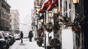 27 photos de Montréal sous la neige