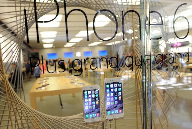 Les appareils iPhone 6 et iPhone 6 Plus ont fait fureur partout où ils ont été mis en vente.