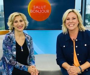 Nathalie Choquette chevalière de l'Ordre national