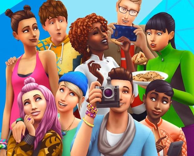 The Sims 4: une grosse mise à jour gratuite!