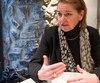 Martha Hall Findlay ne siégeait pas au conseil d'administration de Canada Alpin lors du scandale en 1998. Elle y a été élue en 2013.