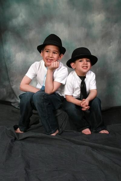 Connor et Noah Barthe sont morts en août 2013 après avoir été asphyxiés par un serpent de plus de 4 mètres.