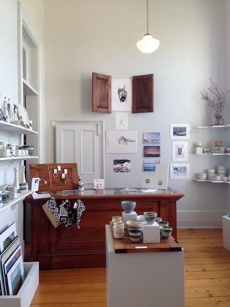 Boutique du Centre d'art de Kamouraska