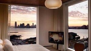 Image principale de l'article Trois hôtels branchés où se poser à New York
