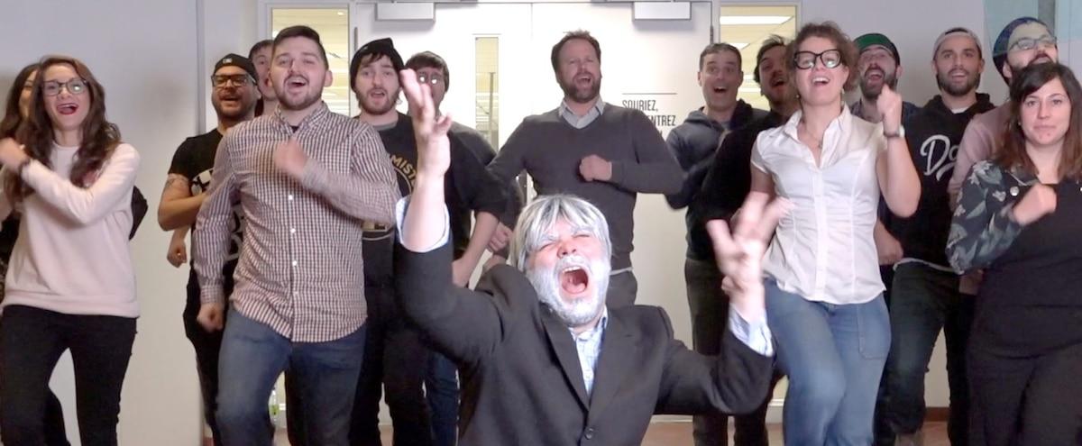 [VIDÉO] Le Sac de Chips chante le Monorail de Philippe Couillard