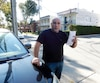 Taoufik Moalla entend contester une contravention de 149$ dont il dit avoir écopé pour avoir chanté dans son véhicule.