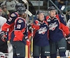 The Windsor Spitfires of the Ontario Hockey League. Photo by Terry Wilson / OHL Images.
