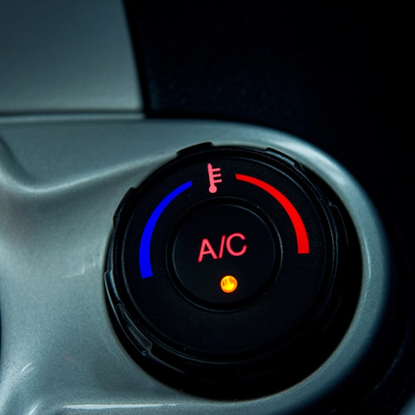 Bouton Air climatisee