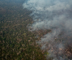 BRAZIL-INDIGENOUS LANDS-FOREST FIRE