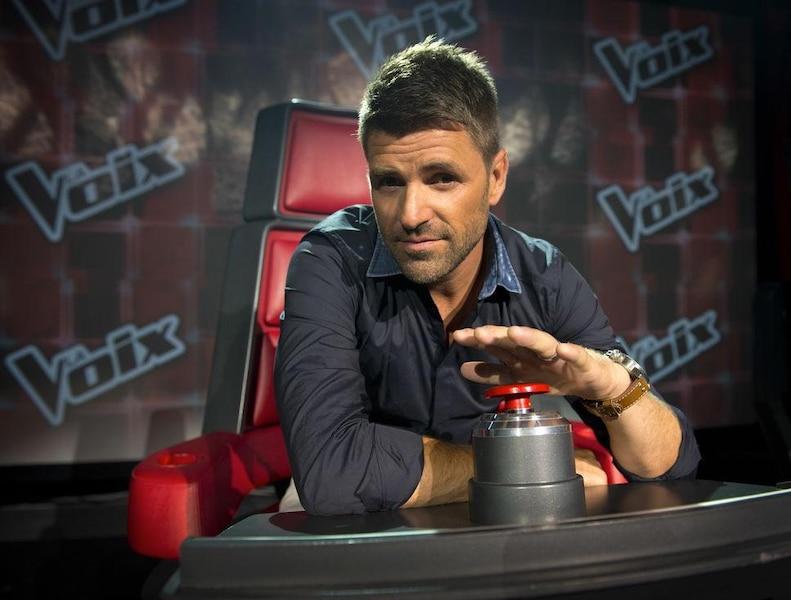 Marc Dupré quitte La Voix