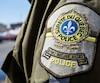 SQ Sûreté du Québec police bloc