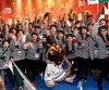 Pas moins de 2300 jeunes athlètes de partout au Québec ont envahi Alma hier et y resteront pour la durée de la 52 Finale des Jeux du Québec.