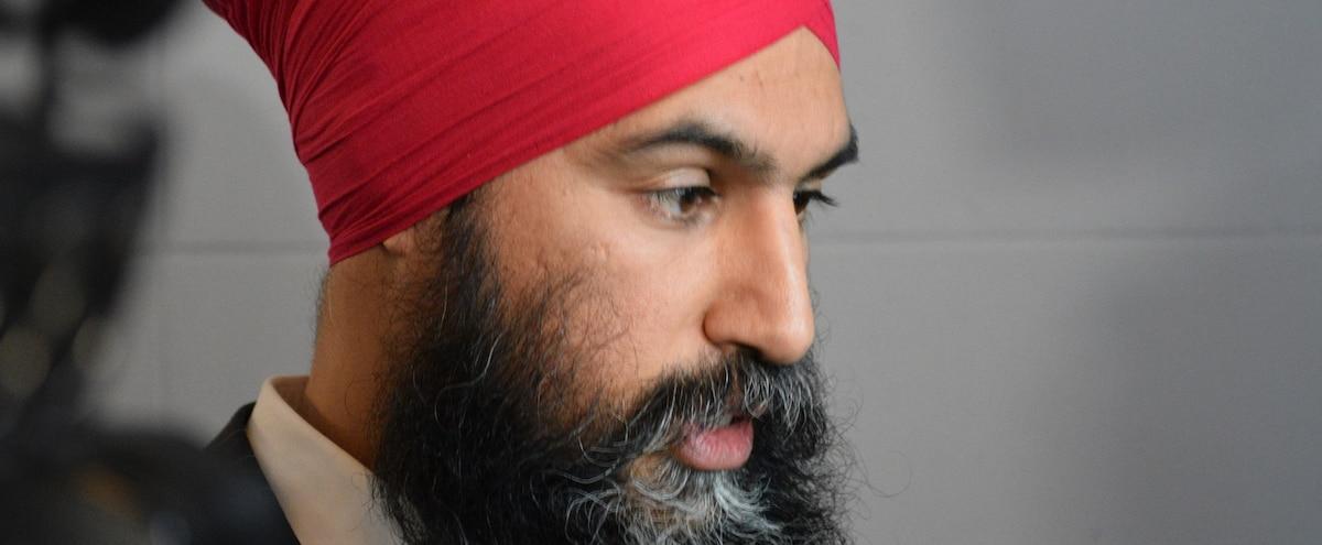 Jagmeet Singh «ouvert» au port de signes religieux chez les policiers