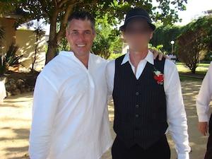 Les relations entre Arian Azabar et le policier Philippe Paul ont amené le SPVM à «déplacer» ce dernier.