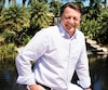 Pour Jean-Luc Mongrain, la Floride permet de se ressourcer loin de l'action.
