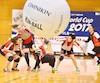 Les Canadiennes ont remporté sans beaucoup de résistance leur première partie contre Singapour et l'Espagne à la Coupe du monde jouée au Japon. Elles se sont rendues jusqu'en finale où elles l'ont remporté in extremis contre le Japon.