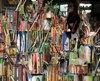 Le collectif québécois BGL propose une adaptation de son installation Canadassimo, une incantation à la force de la création et de l'art, présentée à la Biennale de Vienne au pavillon Pierre Lassonde du MNBAQ.