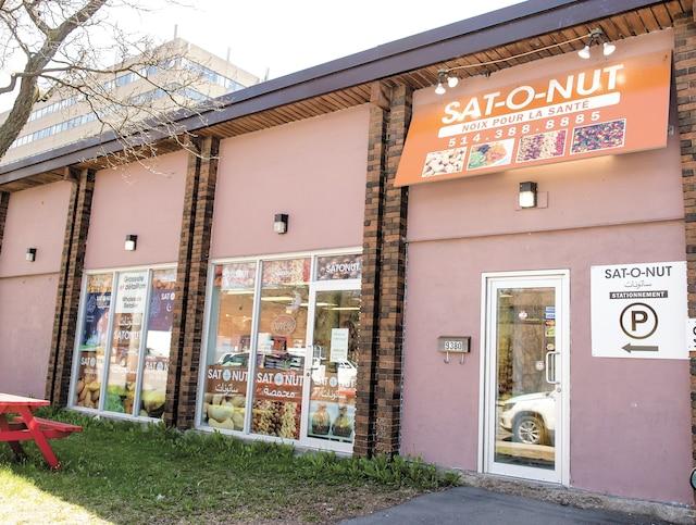Le commerce Satonut, qui dit vendre des noix pour la santé, a écopé de 10000$ d'amende depuis le début de l'année.