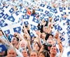 Chaque Fête nationale est célébrée par des milliers de Québécois qui brandissent fièrement le drapeau fleurdelysé, comme ce fut le cas en 2009.